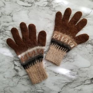 Accessories - Peruvian Wool Gloves, Women's OS